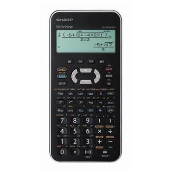 Výkonná vědecká kalkulačka SHARP EL-W531XHSLC