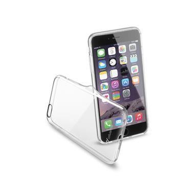 """Zadní kryt CellularLine Invisible pro Apple iPhone 6 Plus, 5,5"""", průhledný"""