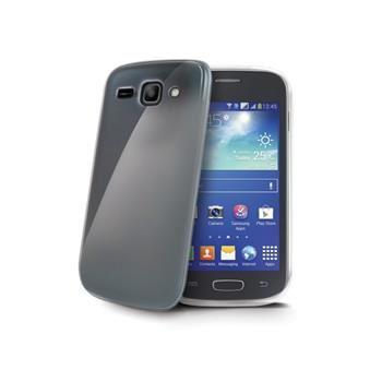 TPU pouzdro CELLY Gelskin pro Samsung Galaxy Ace 4, bezbarvé