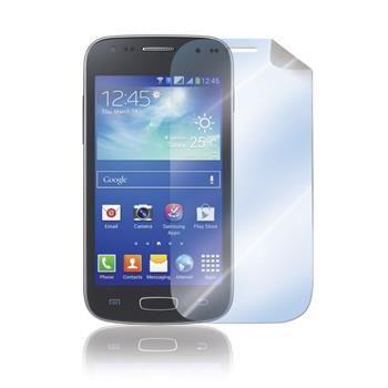 Prémiová ochranná fólie displeje CELLY pro Samsung Galaxy Ace 4, lesklá, 2ks