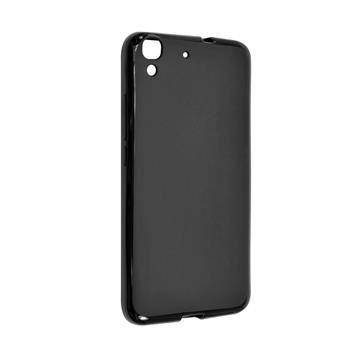 TPU gelové pouzdro FIXED pro Huawei Y6, černé