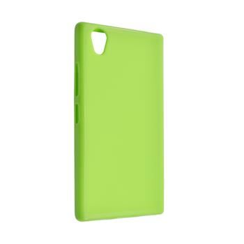TPU gelové pouzdro FIXED pro Lenovo P70, zelené