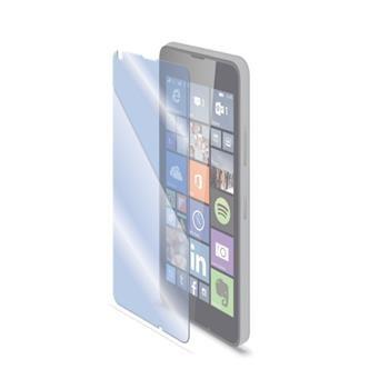 Ochranné tvrzené sklo CELLY Glass pro Microsoft Lumia 640 / 640 Dual SIM s ANTI-BLUE-RAY vrstvou