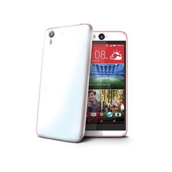 TPU pouzdro CELLY Gelskin pro HTC Desire Eye, bezbarvé