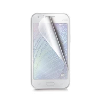 Prémiová ochranná fólie displeje CELLY Perfetto pro Samsung Galaxy J1, lesklá, 2ks