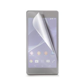 Prémiová ochranná fólie displeje CELLY pro Sony Xperia E4, lesklá, 2ks