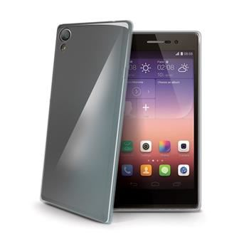 TPU pouzdro CELLY Gelskin pro Huawei P8, bezbarvé