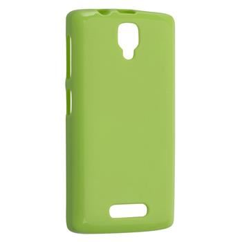 TPU gelové pouzdro FIXED pro Lenovo A1000, zelené