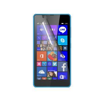Prémiová ochranná fólie displeje CELLY pro Microsoft Lumia 540 / 540 Dual SIM, lesklá, 2ks