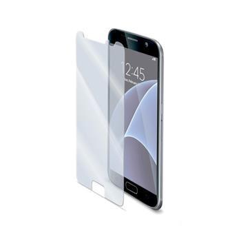 Ochranné tvrzené sklo CELLY Glass antiblueray pro Samsung Galaxy S7, s ANTI-BLUE-RAY vrstvou