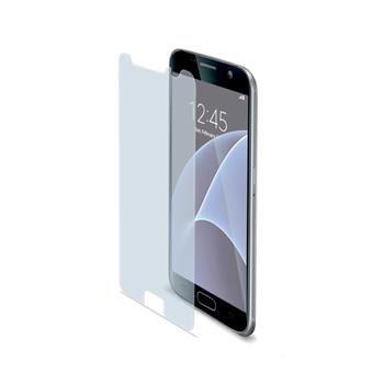 Ochranné tvrzené sklo CELLY Glass pro Samsung Galaxy S7, 0,3mm, matné