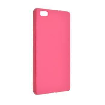 TPU gelové pouzdro FIXED pro Huawei P8 Lite, růžové