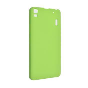 TPU gelové pouzdro FIXED pro Lenovo A7000, zelené