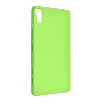 TPU gelové pouzdro FIXED pro Lenovo Vibe Shot, zelené