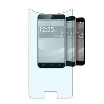 Univerzální temperované sklo Cellular Line SECOND GLASS, pro telefony o velikosti  5.3''až 5.5''