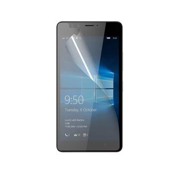 Prémiová ochranná fólie displeje CELLY Perfetto pro Microsoft Lumia 950, lesklá, 2ks