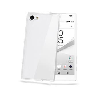 TPU pouzdro CELLY Gelskin pro Sony Xperia Z5 Compact, bezbarvé