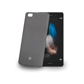 Ultra tenké TPU pouzdro CELLY Frost pro Huawei P8 Lite, 0,29 mm, černé