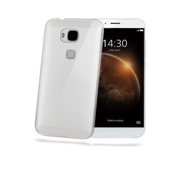 TPU pouzdro CELLY Gelskin pro Huawei G8, bezbarvé