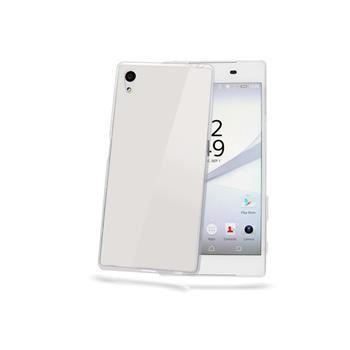 TPU pouzdro CELLY Gelskin pro Sony Xperia Z5, bezbarvé