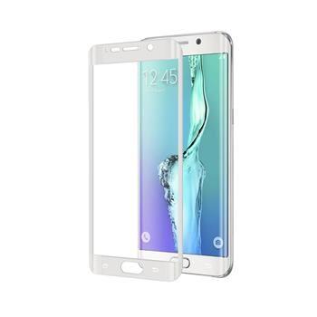 Ochranné tvrzené sklo CELLY Glass pro Samsung Galaxy S6 Edge, bílé