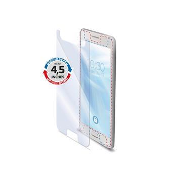 """Univerzální ochranné tvrzené sklo CELLY Glass pro telefony do 4,5"""""""