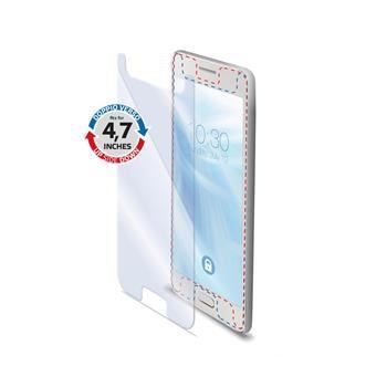 """Univerzální ochranné tvrzené sklo CELLY Glass pro telefony do 4,7"""""""