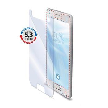 """Univerzální ochranné tvrzené sklo CELLY Glass pro telefony do 5,3"""""""