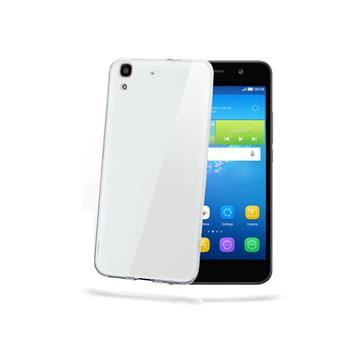 TPU pouzdro CELLY Gelskin pro Huawei Y6, bezbarvé
