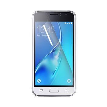 Prémiová ochranná fólie displeje CELLY Perfetto pro Samsung Galaxy J1 (2016), lesklá, 2ks