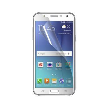 Prémiová ochranná fólie displeje CELLY pro Samsung Galaxy J7 (2016), lesklá, 2ks