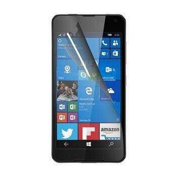 Prémiová ochranná fólie displeje CELLY Perfetto pro Microsoft Lumia 650, lesklá, 2ks