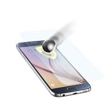 Prémiové ochranné tvrzené sklo Cellularline TETRA FORCE GLASS pro Samsung Galaxy S6