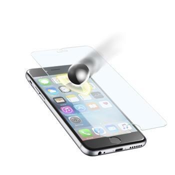 Prémiové ochranné tvrzené sklo Cellularline TETRA FORCE GLASS pro Apple iPhone 6S