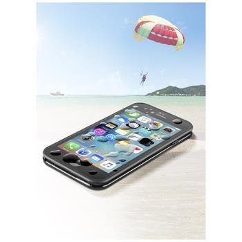 Voděodolné pouzdro Cellularline VOYAGER COMPACT pro Apple iPhone 6/6S, černé