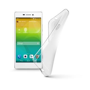 TPU pouzdro Cellularline SHAPE pro Huawei P8