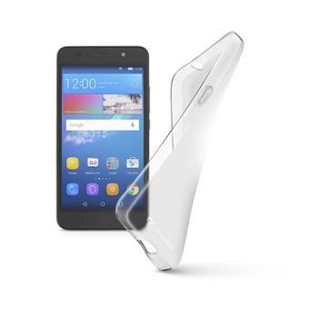 TPU pouzdro Cellularline SHAPE pro Huawei Y6
