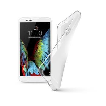 TPU pouzdro Cellularline SHAPE pro LG K10