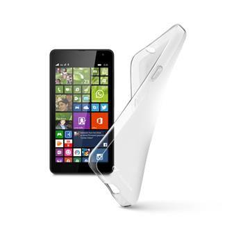 TPU pouzdro Cellularline SHAPE pro Microsoft Lumia 535