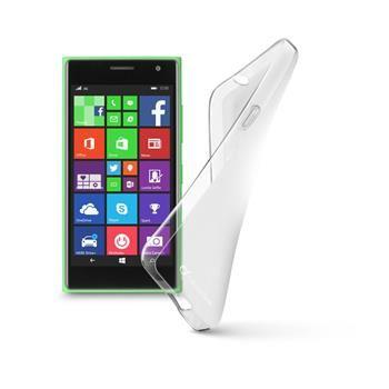 TPU pouzdro Cellularline SHAPE pro Microsoft Lumia 735