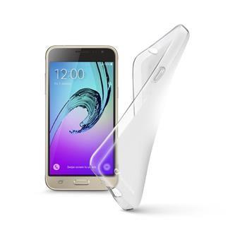 TPU pouzdro Cellularline SHAPE pro Samsung Galaxy J3 (2016)
