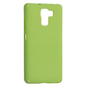 TPU gelové pouzdro FIXED pro Honor 7, zelené