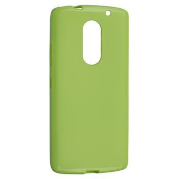 TPU gelové pouzdro FIXED pro Lenovo Vibe X3, zelené