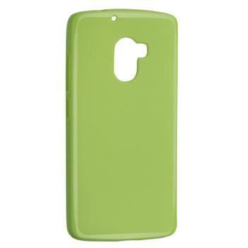 TPU gelové pouzdro FIXED pro Lenovo A7010 / A7010 Pro, zelené