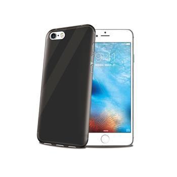 TPU pouzdro CELLY Gelskin pro Apple iPhone 7, černé
