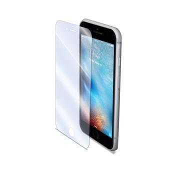 Ochranné tvrzené sklo CELLY Glass antiblueray pro Apple iPhone 6/6s/7