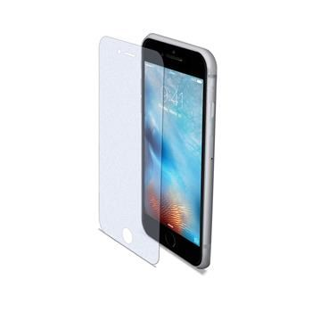 Ochranné tvrzené sklo CELLY Glass antiblueray pro Apple iPhone 7, matné