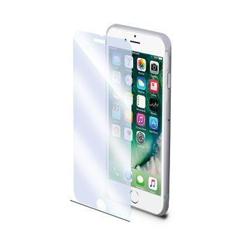 Ochranné tvrzené sklo CELLY Glass antiblueray pro Apple iPhone 7 Plus