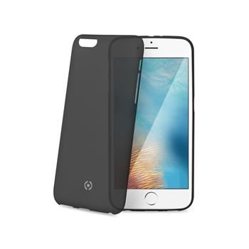 Ultra tenké TPU pouzdro CELLY Frost pro Apple iPhone 7, 0,29 mm, černé
