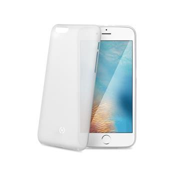 Ultra tenké TPU pouzdro CELLY Frost pro Apple iPhone 7, 0,29 mm, bílé
